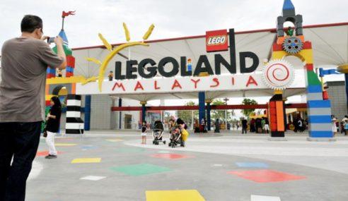Kerajaan Johor Mungkin Beli Legoland