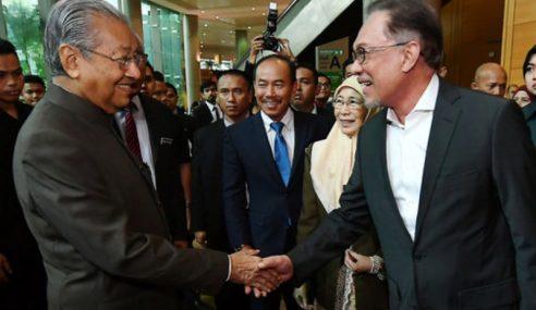 Annuar Musa Sokong Anwar Jadi PM