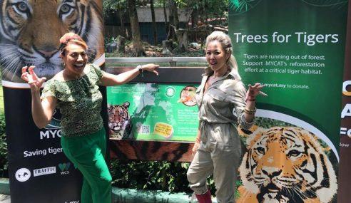 Mini Konsert Ning Baizura Selamatkan Harimau Malaya