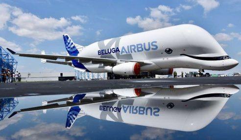 'Airbus Beluga XL' Menjadi Tarikan Umum