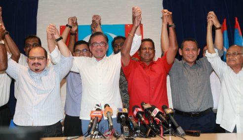 PRK Rantau: PH Pilih Streram Jadi Calon