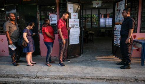 PRK Rantau: SPR Hantar Kad Pengundi Mulai Hari Ini
