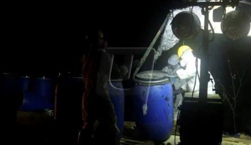 Pencemaran Sisa Toksik Di Sungai Masai Utama Pula?