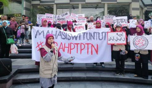 Penganjur Himpunan Ubah PTPTN Akan Dipanggil Polis