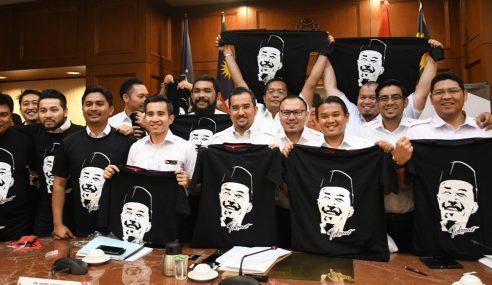 Jumlah Keahlian Pemuda UMNO Cecah Setengah Juta