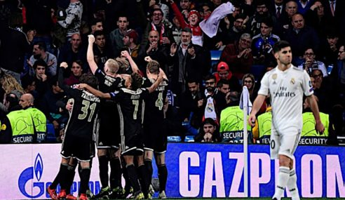 Real Madrid Semakin Parah