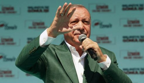 NZ Kecam Erdogan Berkempen Guna Video Tembakan