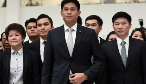 Parti Pembangkang Thailand Dibubarkan