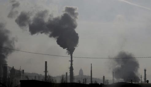 8.8 Juta Mati Awal Akibat Pencemaran Udara