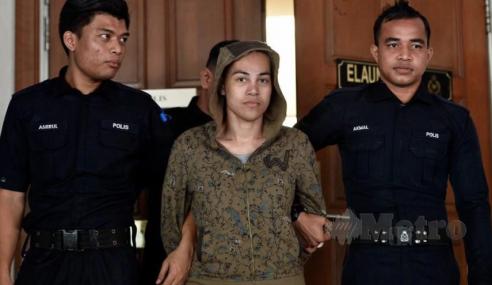 Mak Nyah Bogel 'Menginap' Di Penjara Sungai Buloh
