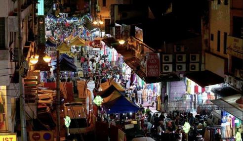 Bazar Ramadan Lorong TAR Dapat Bantahan, Aduan