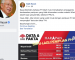 10 Gerak Kerja Antara BN, PH Tidak Benar, Kata Najib