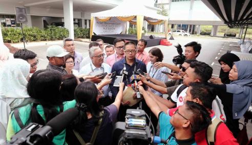 8 Borang Pencalonan PRK DUN Rantau Sudah Dijual