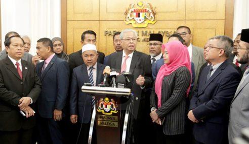 Semua Ahli Parlimen Pembangkang Letak Jawatan PAC