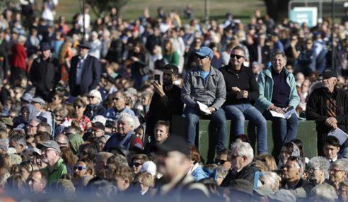 NZ Anjur Hari Peringatan Mangsa Serangan Christchurch