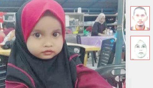 Suami Isteri Larikan Anak Orang Ditahan Di Ampang