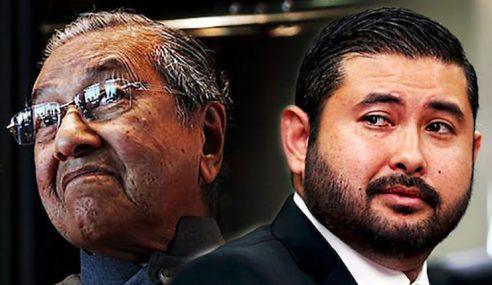 TMJ Sanggah Mahathir Berkaitan Perlembagaan Terbatal
