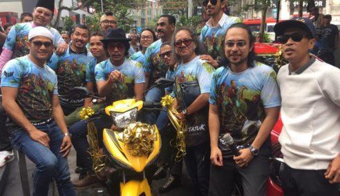 'Tiada Tajuk' Judul Filem Pertama Mawi