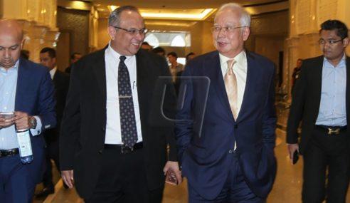 Tiada Taktik Melengah-lengahkan Kes Najib