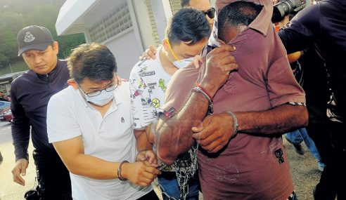 3 Termasuk Warga Singapura Didakwa Lupus Sisa Toksik