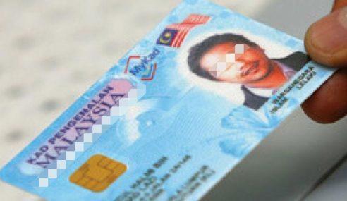 JPN Nafi Terlibat Isu Projek IC 2.0 Sabah