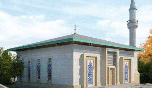 Masjid Mercu Tanda Lapangan Terbang MAHB Di Turki