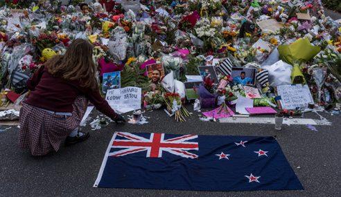 Serangan Christchurch: Umum Segera Nama Mangsa