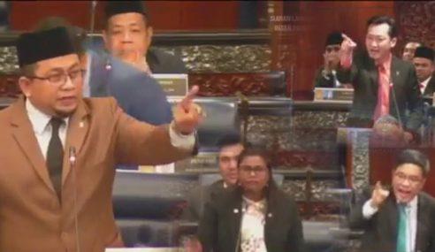 Dewan Rakyat Kecoh Isu DAP Rasis, Anti-Islam