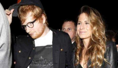 Ed Sheeran Kahwini Teman Wanita Dalam Majlis Kecil