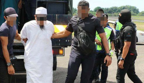 13 Ditahan Terbabit Kumpulan Sulu, Abu Sayyaf, Maute