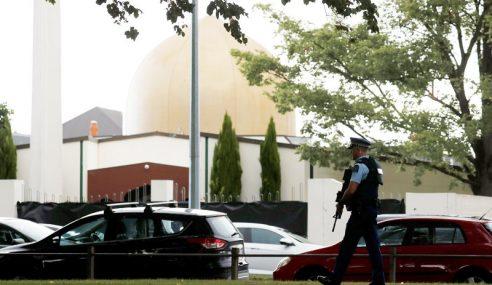 Remaja Didakwa Sebar Video Serangan Masjid Al Noor