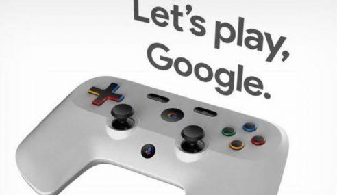 Gambar Konsol Permainan Google Bocor Di Internet