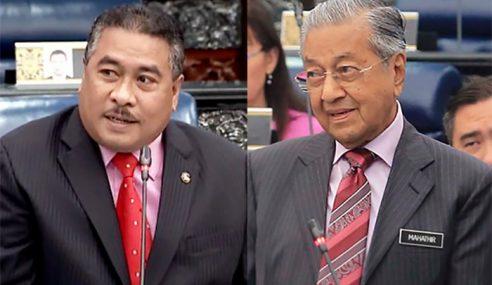 Ismail Berpantun Sindir, Mahathir Balas Sinis