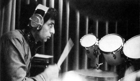 Pemain Drum, Hal Blaine Meninggal Dunia