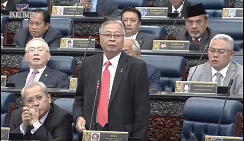 Ismail Sabri Kekal Ketua Pembangkang