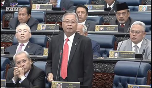 Dewan Rakyat 'Panas' Isu Projek Terowong Dasar Laut