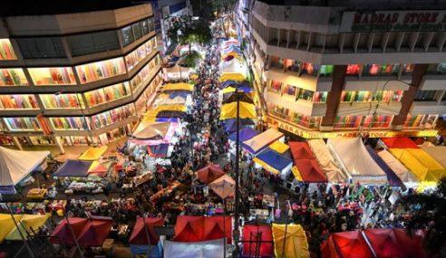 Bazar Ramadan Lorong TAR Dipindah Ke Jalan Raja
