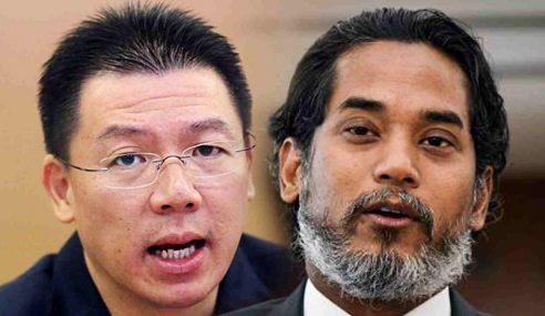 Kekal Pemimpin Kanan DAP Atau Undur Timbalan Speaker