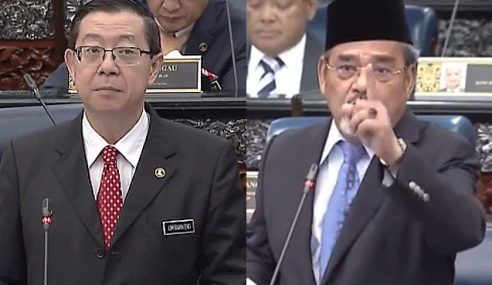 Guan Eng Tak Jawab RM19.4 Bilion Duit GST 'Dirompak'