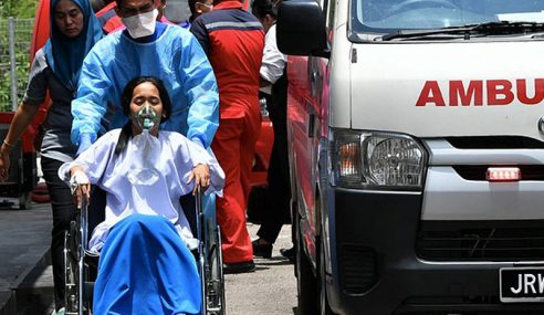 Ahmad Maslan Gesa Isytihar Darurat Bencana Toksik