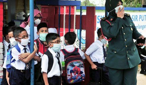 Pencemaran: KPM Arah 34 Sekolah Tutup Serta Merta