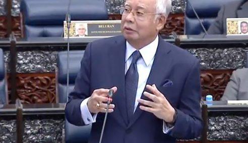 Najib Persoal Tiada Pemimpin PH Tuduh Dirinya Berbohong