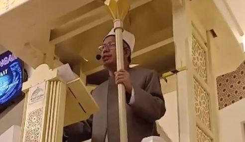 Mangsa Tembakan Mati Dalam Husnul Khatimah – Mufti