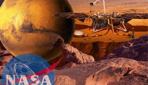 NASA Hantar Angkasawan Wanita Misi Ke Marikh, Bulan