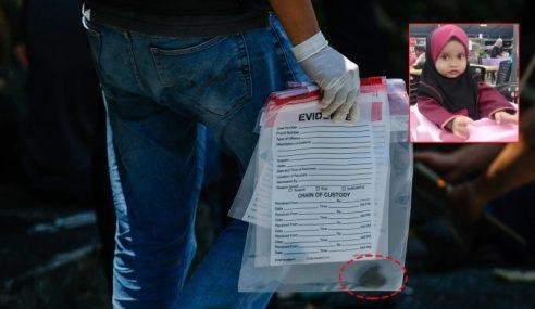 Nur Aisyah: Sampel Cebisan Dihantar Ke Jabatan Kimia
