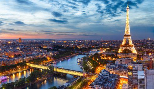 Paris, HK Sertai Singapura Jadi Bandar Termahal Dunia
