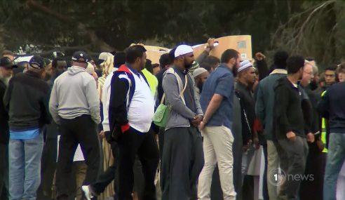 Serangan Christchurch: Pengebumian Mangsa Disambung