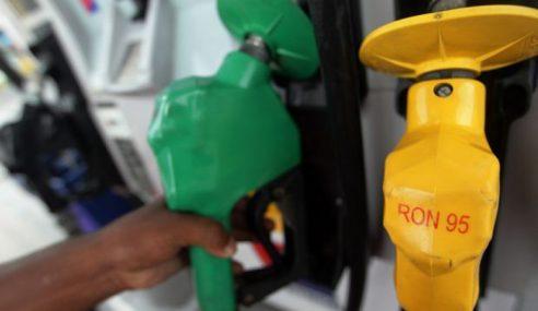 Harga Petrol RON97 RM2.41 Seliter