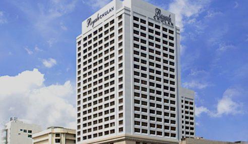 BHB Jual Hotel Royal Chulan Bukit Bintang RM197 Juta