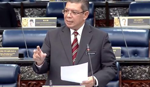 Statut Rom: Saifuddin Kena 'Asak' Di Dewan Rakyat